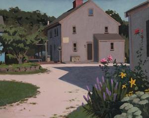 Oil Painting by Hillary Osborn